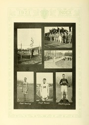 Page 188, 1921 Edition, University of Massachusetts Amherst - Index Yearbook (Amherst, MA) online yearbook collection
