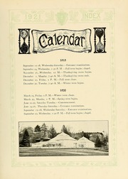 Page 19, 1921 Edition, University of Massachusetts Amherst - Index Yearbook (Amherst, MA) online yearbook collection
