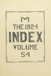 Page 5, 1924 Edition, University of Massachusetts Amherst - Index Yearbook (Amherst, MA) online yearbook collection