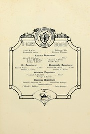 Page 7, 1924 Edition, University of Massachusetts Amherst - Index Yearbook (Amherst, MA) online yearbook collection