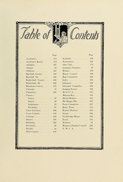 Page 15, 1927 Edition, University of Massachusetts Amherst - Index Yearbook (Amherst, MA) online yearbook collection