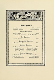 Page 9, 1927 Edition, University of Massachusetts Amherst - Index Yearbook (Amherst, MA) online yearbook collection
