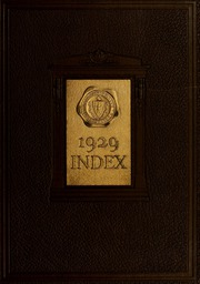 Page 1, 1929 Edition, University of Massachusetts Amherst - Index Yearbook (Amherst, MA) online yearbook collection