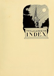 Page 7, 1931 Edition, University of Massachusetts Amherst - Index Yearbook (Amherst, MA) online yearbook collection
