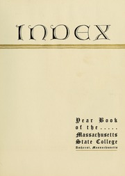Page 7, 1935 Edition, University of Massachusetts Amherst - Index Yearbook (Amherst, MA) online yearbook collection