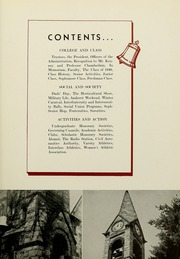 Page 11, 1940 Edition, University of Massachusetts Amherst - Index Yearbook (Amherst, MA) online yearbook collection