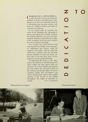 Page 12, 1940 Edition, University of Massachusetts Amherst - Index Yearbook (Amherst, MA) online yearbook collection