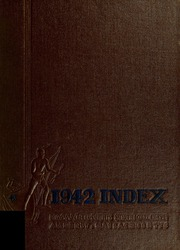 University of Massachusetts Amherst - Index Yearbook (Amherst, MA) online yearbook collection, 1942 Edition, Page 1
