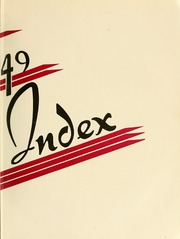 Page 7, 1949 Edition, University of Massachusetts Amherst - Index Yearbook (Amherst, MA) online yearbook collection