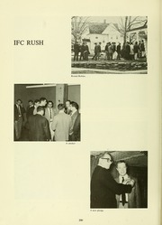 Page 204, 1966 Edition, University of Massachusetts Amherst - Index Yearbook (Amherst, MA) online yearbook collection