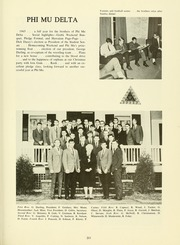 Page 215, 1966 Edition, University of Massachusetts Amherst - Index Yearbook (Amherst, MA) online yearbook collection