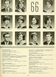 Page 329, 1966 Edition, University of Massachusetts Amherst - Index Yearbook (Amherst, MA) online yearbook collection