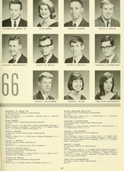 Page 331, 1966 Edition, University of Massachusetts Amherst - Index Yearbook (Amherst, MA) online yearbook collection