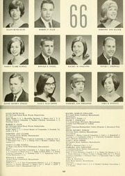 Page 353, 1966 Edition, University of Massachusetts Amherst - Index Yearbook (Amherst, MA) online yearbook collection