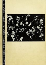 1971 Edition, University of Massachusetts Amherst - Index Yearbook (Amherst, MA)
