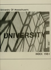 Page 5, 1981 Edition, University of Massachusetts Amherst - Index Yearbook (Amherst, MA) online yearbook collection