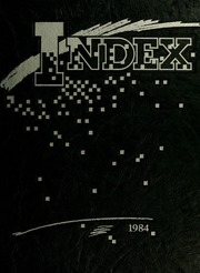 University of Massachusetts Amherst - Index Yearbook (Amherst, MA) online yearbook collection, 1984 Edition, Page 1