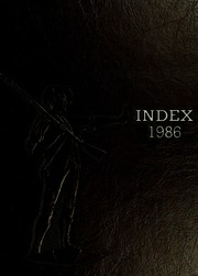 1986 Edition, University of Massachusetts Amherst - Index Yearbook (Amherst, MA)