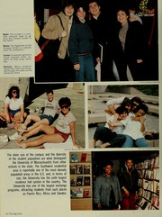 Page 16, 1986 Edition, University of Massachusetts Amherst - Index Yearbook (Amherst, MA) online yearbook collection