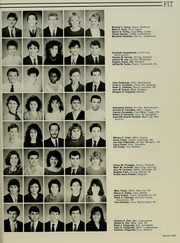 Page 261, 1986 Edition, University of Massachusetts Amherst - Index Yearbook (Amherst, MA) online yearbook collection
