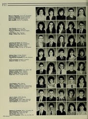 Page 262, 1986 Edition, University of Massachusetts Amherst - Index Yearbook (Amherst, MA) online yearbook collection