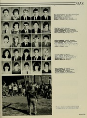 Page 263, 1986 Edition, University of Massachusetts Amherst - Index Yearbook (Amherst, MA) online yearbook collection