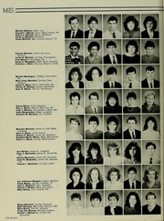 Page 282, 1986 Edition, University of Massachusetts Amherst - Index Yearbook (Amherst, MA) online yearbook collection