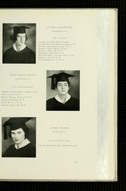 Page 21, 1935 Edition, Virginia Commonwealth University - Cobblestone Wigwam Yearbook (Richmond, VA) online yearbook collection