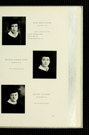 Page 23, 1935 Edition, Virginia Commonwealth University - Cobblestone Wigwam Yearbook (Richmond, VA) online yearbook collection