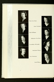 Page 32, 1935 Edition, Virginia Commonwealth University - Cobblestone Wigwam Yearbook (Richmond, VA) online yearbook collection