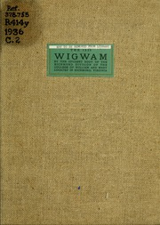 Page 1, 1936 Edition, Virginia Commonwealth University - Cobblestone Wigwam Yearbook (Richmond, VA) online yearbook collection