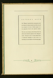 Page 12, 1936 Edition, Virginia Commonwealth University - Cobblestone Wigwam Yearbook (Richmond, VA) online yearbook collection
