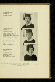 Page 15, 1936 Edition, Virginia Commonwealth University - Cobblestone Wigwam Yearbook (Richmond, VA) online yearbook collection