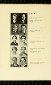 Page 12, 1937 Edition, Virginia Commonwealth University - Cobblestone Wigwam Yearbook (Richmond, VA) online yearbook collection