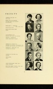 Page 13, 1937 Edition, Virginia Commonwealth University - Cobblestone Wigwam Yearbook (Richmond, VA) online yearbook collection