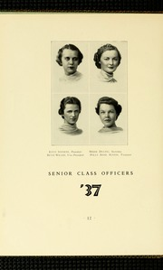 Page 16, 1937 Edition, Virginia Commonwealth University - Cobblestone Wigwam Yearbook (Richmond, VA) online yearbook collection