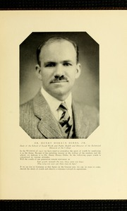 Page 9, 1937 Edition, Virginia Commonwealth University - Cobblestone Wigwam Yearbook (Richmond, VA) online yearbook collection