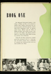 Page 14, 1942 Edition, Virginia Commonwealth University - Cobblestone Wigwam Yearbook (Richmond, VA) online yearbook collection