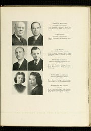 Page 17, 1942 Edition, Virginia Commonwealth University - Cobblestone Wigwam Yearbook (Richmond, VA) online yearbook collection
