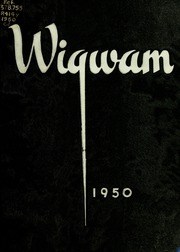 Page 1, 1950 Edition, Virginia Commonwealth University - Cobblestone Wigwam Yearbook (Richmond, VA) online yearbook collection