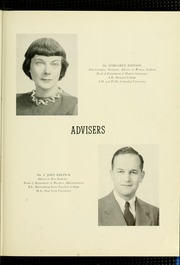 Page 13, 1950 Edition, Virginia Commonwealth University - Cobblestone Wigwam Yearbook (Richmond, VA) online yearbook collection