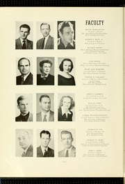 Page 14, 1950 Edition, Virginia Commonwealth University - Cobblestone Wigwam Yearbook (Richmond, VA) online yearbook collection