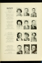 Page 15, 1950 Edition, Virginia Commonwealth University - Cobblestone Wigwam Yearbook (Richmond, VA) online yearbook collection