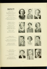 Page 17, 1950 Edition, Virginia Commonwealth University - Cobblestone Wigwam Yearbook (Richmond, VA) online yearbook collection