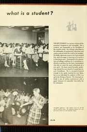 Page 10, 1954 Edition, Virginia Commonwealth University - Cobblestone Wigwam Yearbook (Richmond, VA) online yearbook collection
