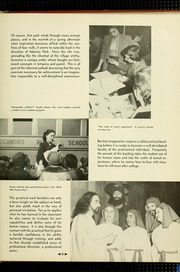 Page 13, 1954 Edition, Virginia Commonwealth University - Cobblestone Wigwam Yearbook (Richmond, VA) online yearbook collection