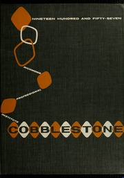 Page 1, 1957 Edition, Virginia Commonwealth University - Cobblestone Wigwam Yearbook (Richmond, VA) online yearbook collection