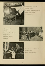 Page 14, 1957 Edition, Virginia Commonwealth University - Cobblestone Wigwam Yearbook (Richmond, VA) online yearbook collection