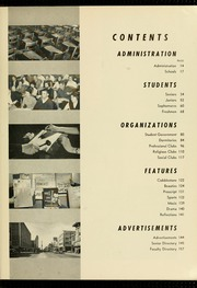 Page 9, 1957 Edition, Virginia Commonwealth University - Cobblestone Wigwam Yearbook (Richmond, VA) online yearbook collection