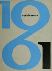 1961 Edition, Virginia Commonwealth University - Cobblestone / Wigwam Yearbook (Richmond, VA)